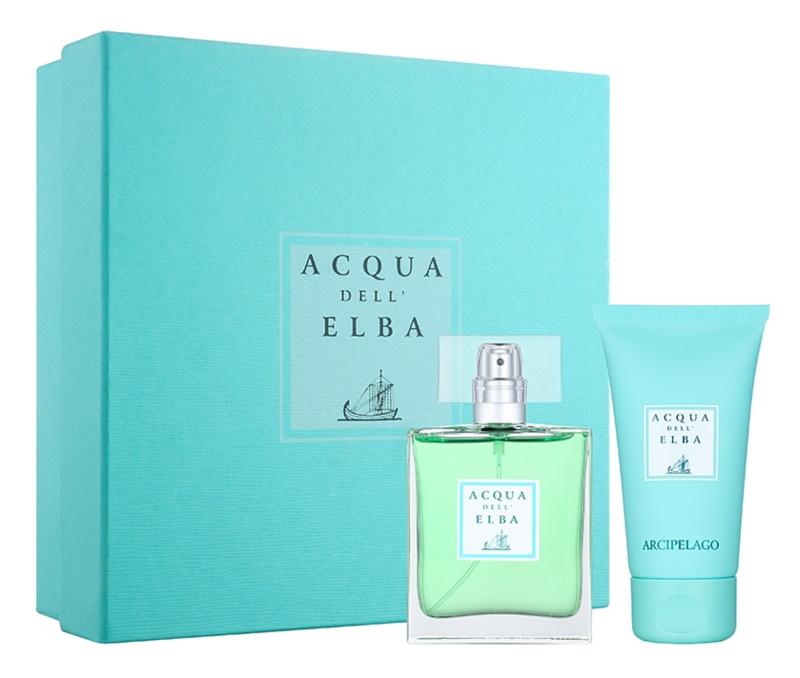 Acqua dell' Elba Arcipelago Men confezione regalo I.
