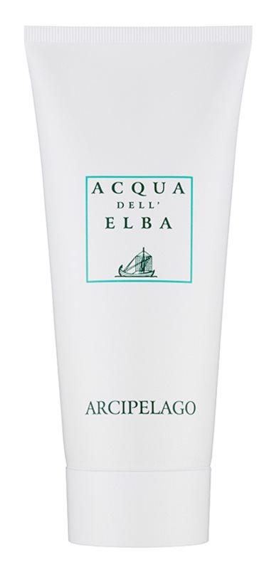 Acqua dell' Elba Arcipelago Men tělový krém pro muže 200 ml