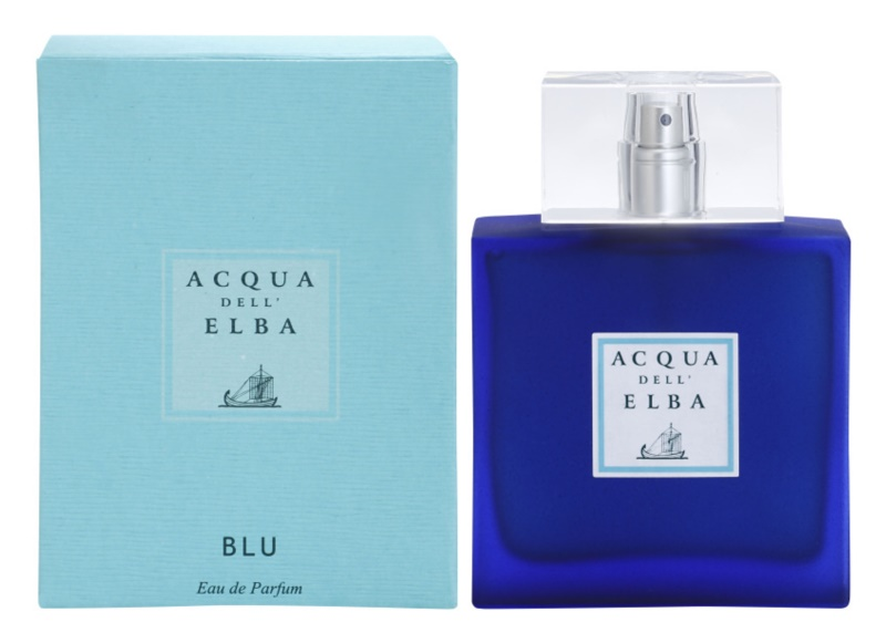 Acqua dell' Elba Blu Men parfumovaná voda pre mužov 100 ml