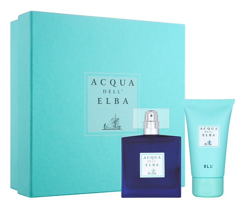 Acqua dell' Elba Blu Men coffret cadeau I.