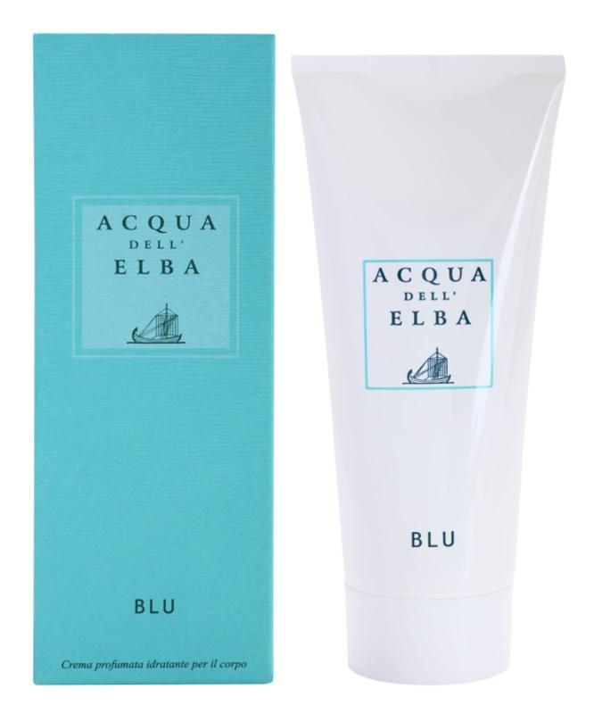 Acqua dell' Elba Blu Men krema za tijelo za muškarce 200 ml