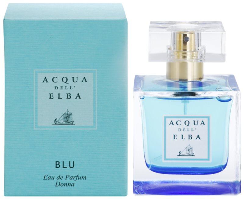 Acqua dell' Elba Blu Women eau de toilette per donna 50 ml