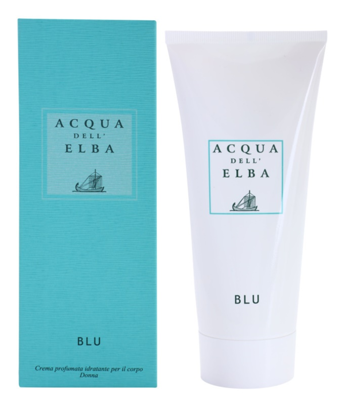 Acqua dell' Elba Blu Women Body Cream for Women 200 ml