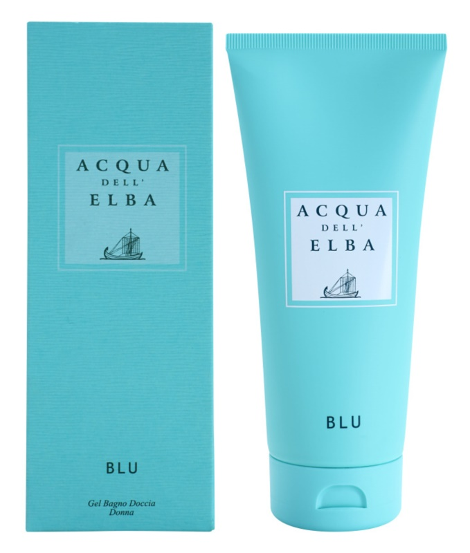 Acqua dell' Elba Blu Women Duschgel für Damen 200 ml