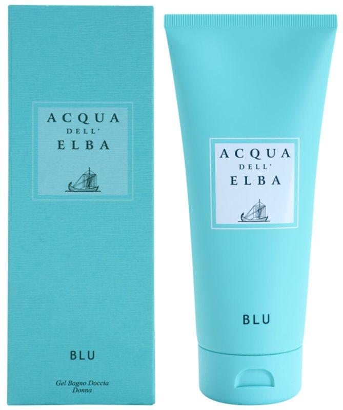 Acqua dell' Elba Blu Women gel de dus pentru femei 200 ml