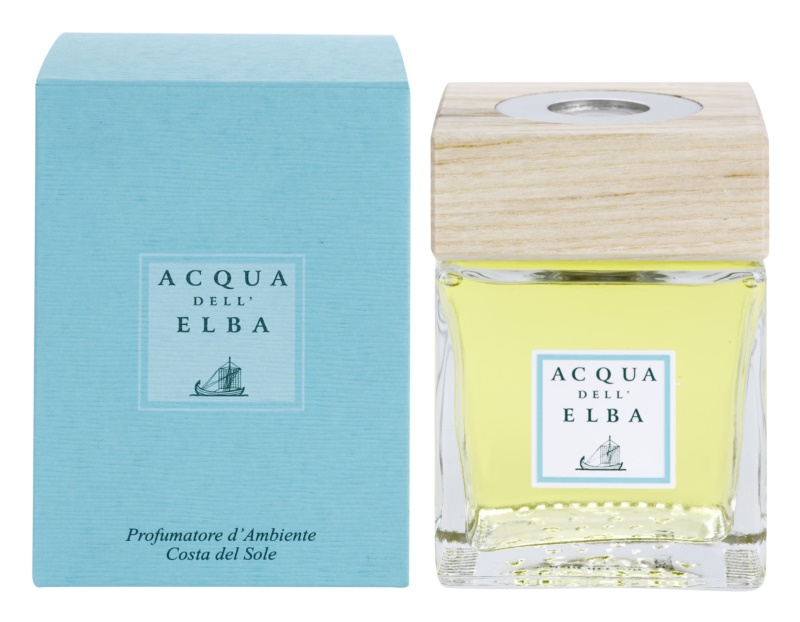 Acqua dell' Elba Costa del Sole aroma Diffuser met navulling 200 ml