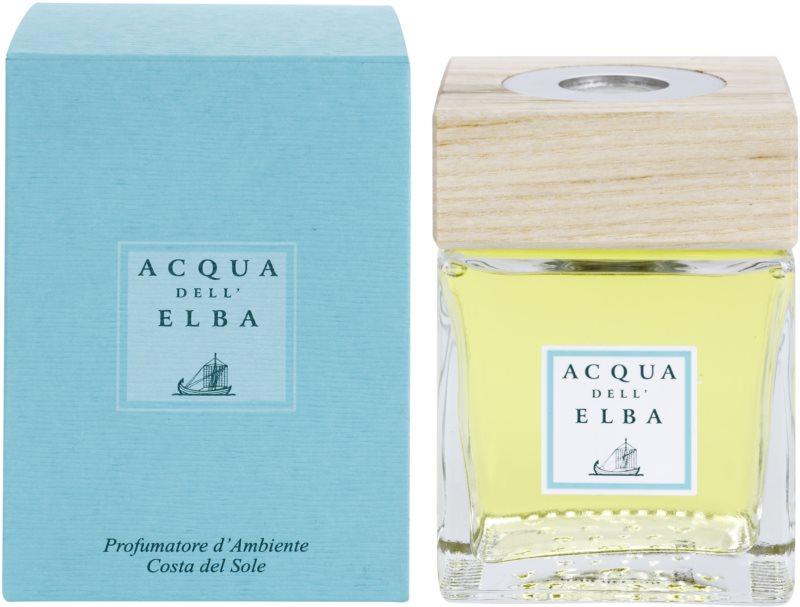 Acqua dell' Elba Costa del Sole Aroma Diffuser With Refill 200 ml