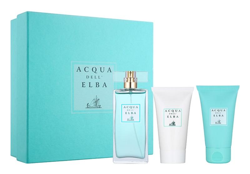 Acqua dell' Elba Classica Women zestaw upominkowy III.