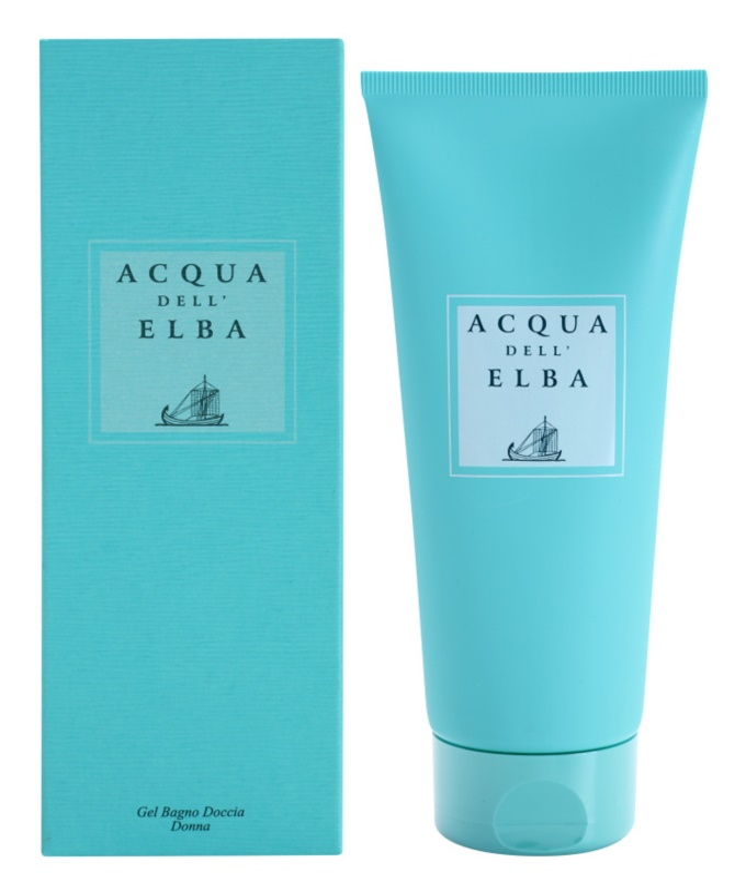 Acqua dell' Elba Classica Women sprchový gel pro ženy 200 ml