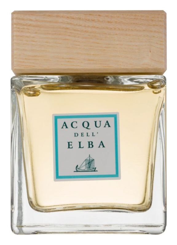 Acqua dell' Elba Giglio delle Sabbie diffuseur d'huiles essentielles avec recharge 200 ml