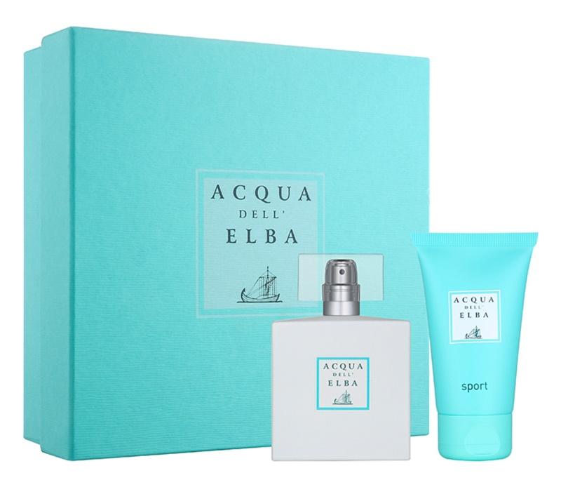 Acqua dell' Elba Sport Gift Set I.