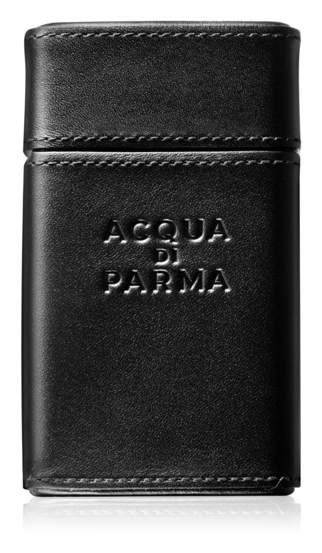 Acqua di Parma Colonia Colonia Essenza Eau de Cologne for Men 30 ml + Leather Case