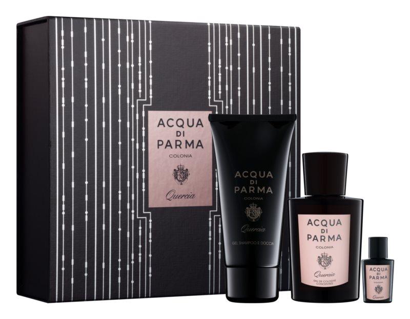 Acqua di Parma Colonia Colonia Quercia set cadou I.