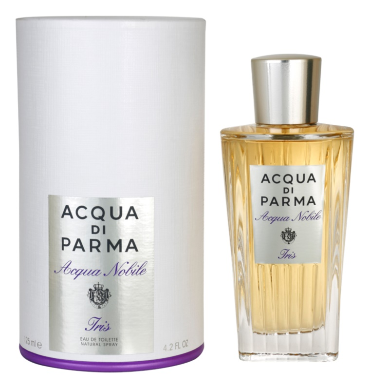 Acqua di Parma Nobile Acqua Nobile Iris Eau de Toilette Damen 125 ml