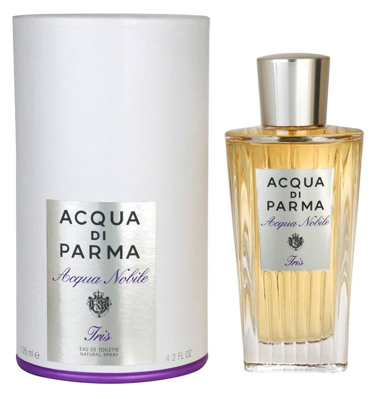 Acqua di Parma Nobile Acqua Nobile Iris Eau de Toilette voor Vrouwen  125 ml
