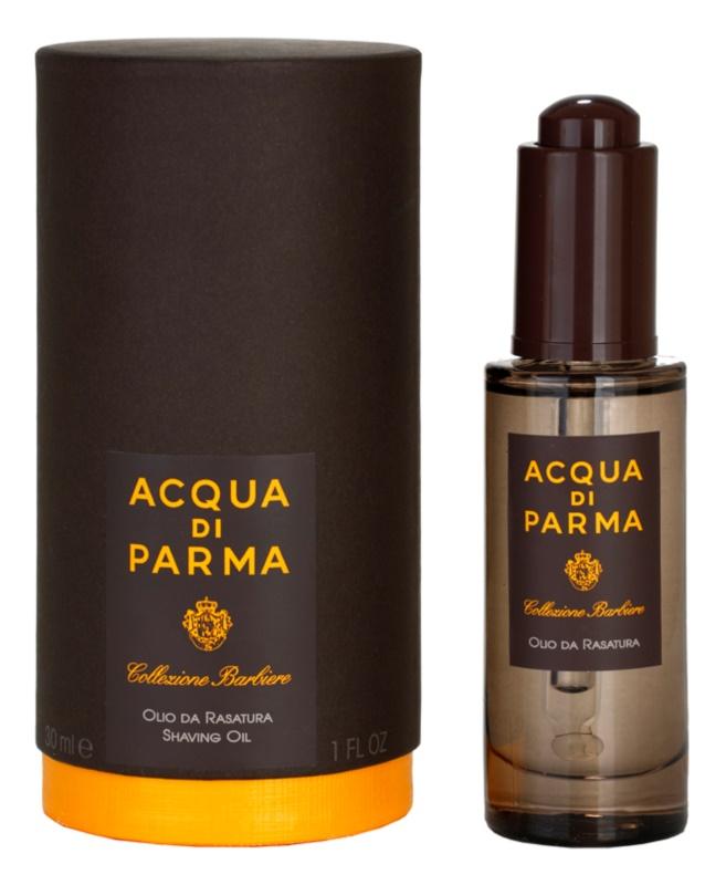 Acqua di Parma Collezione Barbiere olejek do golenia dla mężczyzn 30 ml
