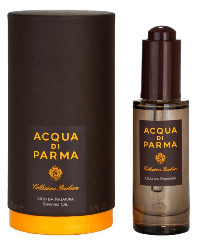 Acqua di Parma Collezione Barbiere ulei de barbierit pentru barbati 30 ml