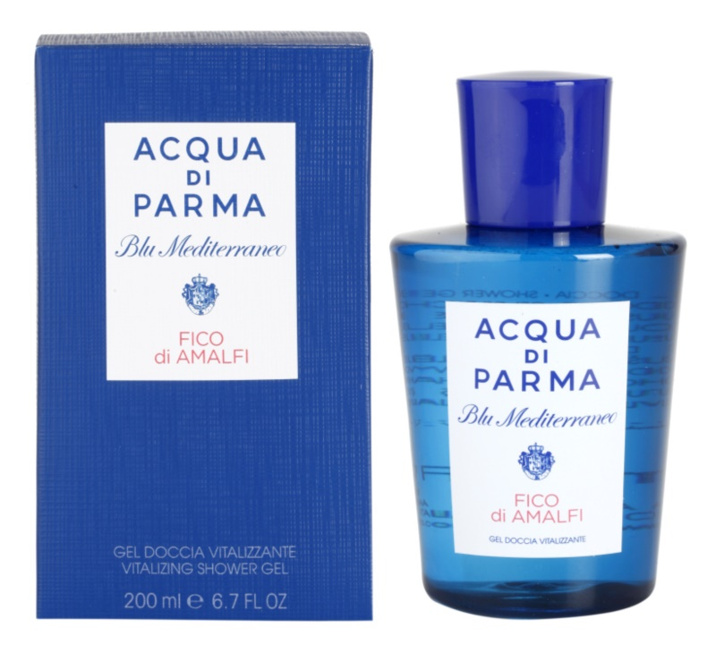 Acqua di Parma Blu Mediterraneo Fico di Amalfi гель для душу для жінок 200  мл a3eba21f21d3b
