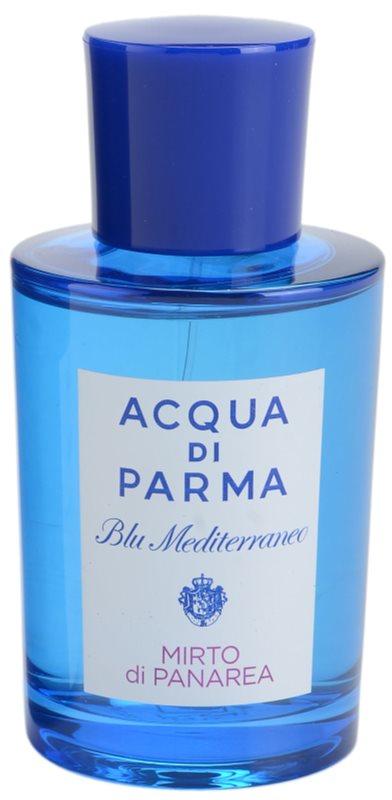 Acqua di Parma Blu Mediterraneo Mirto di Panarea woda toaletowa unisex 75 ml