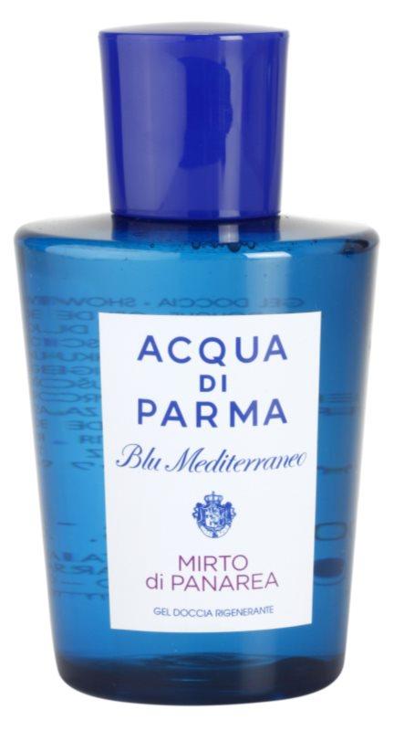 Acqua di Parma Blu Mediterraneo Mirto di Panarea gel de duche unissexo 200 ml