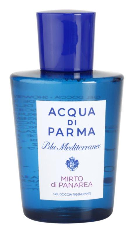 Acqua di Parma Blu Mediterraneo Mirto di Panarea sprchový gel unisex 200 ml