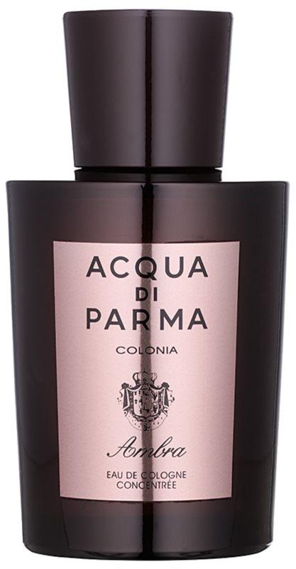 Acqua di Parma Ambra eau de Cologne pour homme 100 ml