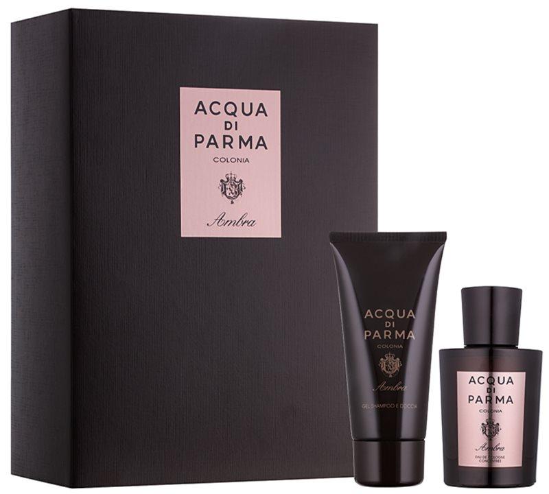 Acqua di Parma Ambra poklon set I.