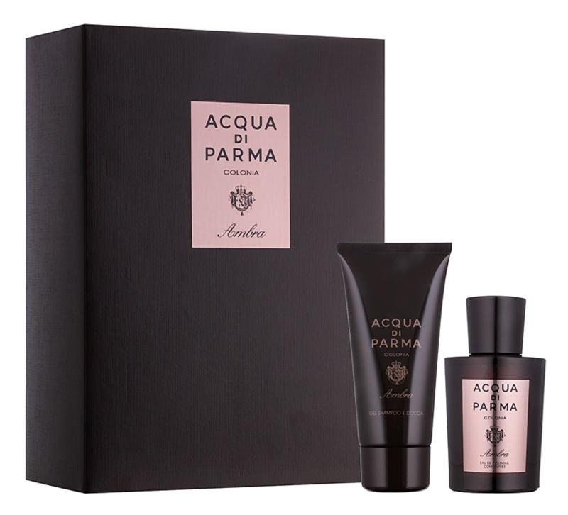 Acqua di Parma Ambra zestaw upominkowy I.