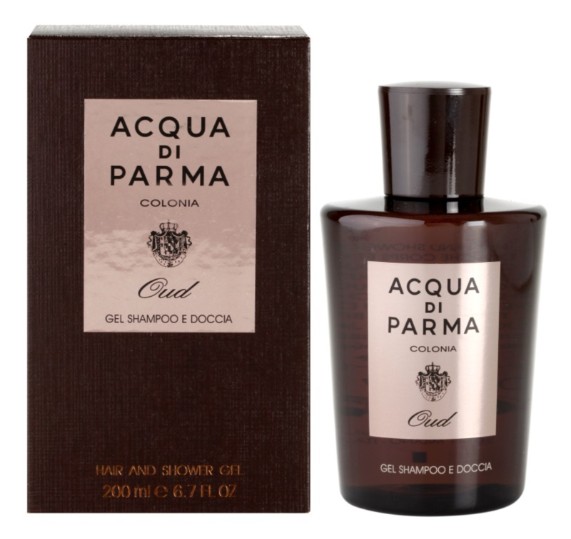 Acqua di Parma Colonia Colonia Oud gel za tuširanje za muškarce 200 ml