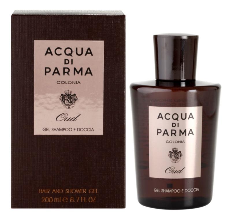 Acqua di Parma Colonia Colonia Oud Shower Gel for Men 200 ml