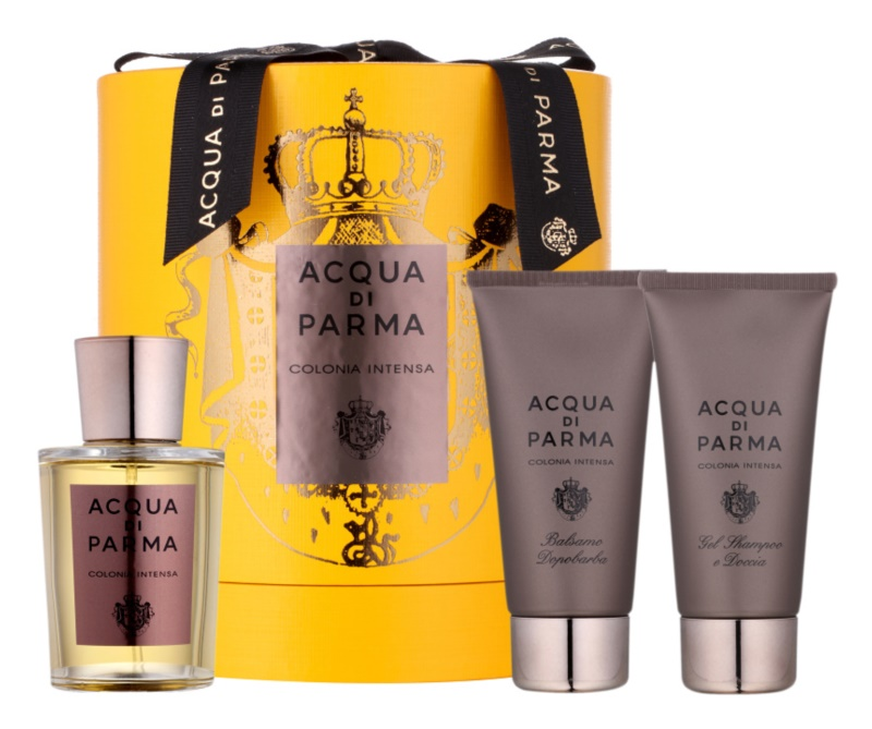 Acqua di Parma Colonia Colonia Intensa coffret cadeau II.