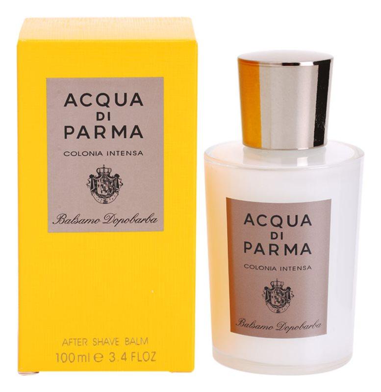 Acqua di Parma Colonia Colonia Intensa Aftershave Balsem  voor Mannen 100 ml