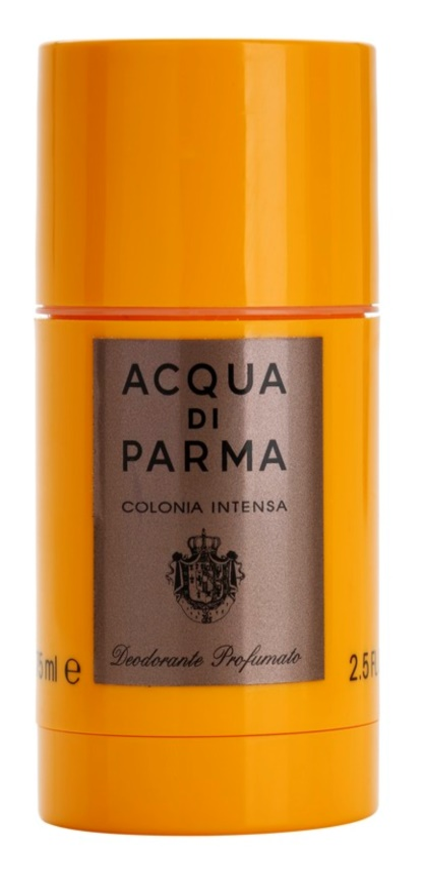 Acqua di Parma Colonia Colonia Intensa desodorizante em stick para homens 75 ml