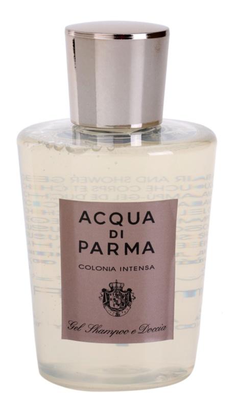 Acqua di Parma Colonia Colonia Intensa gel za prhanje za moške 200 ml