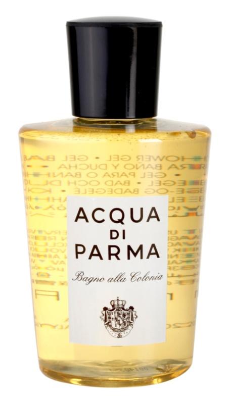 Acqua di Parma Colonia gel de duche unissexo 200 ml