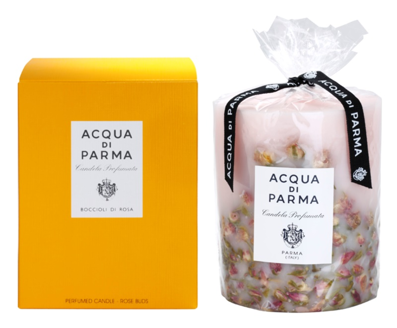Acqua di Parma Boccioli do Rosa lumanari parfumate  900 g