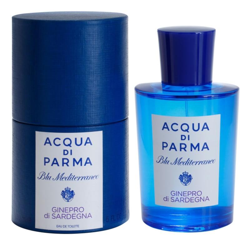 Acqua di Parma Blu Mediterraneo Ginepro di Sardegna Eau de Toilette unisex 150 ml