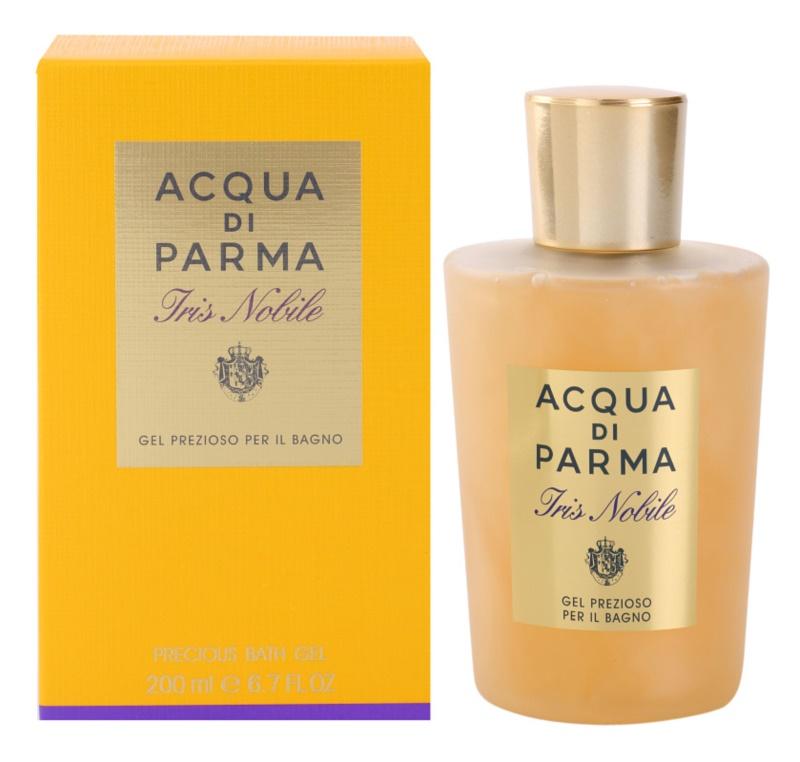 Acqua di Parma Nobile Iris Nobile sprchový gel pro ženy 200 ml