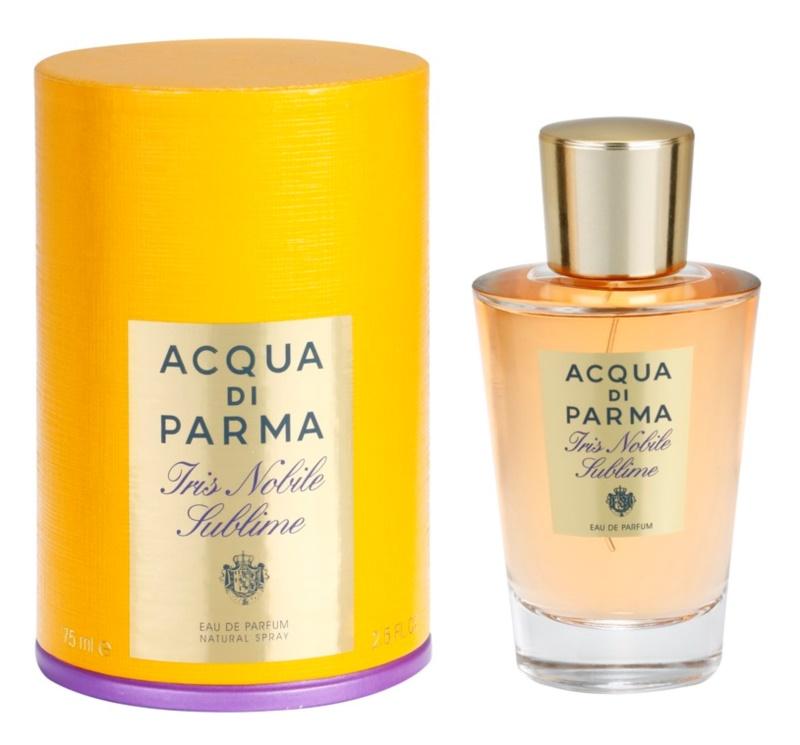 Acqua di Parma Nobile Iris Nobile Sublime eau de parfum per donna 75 ml