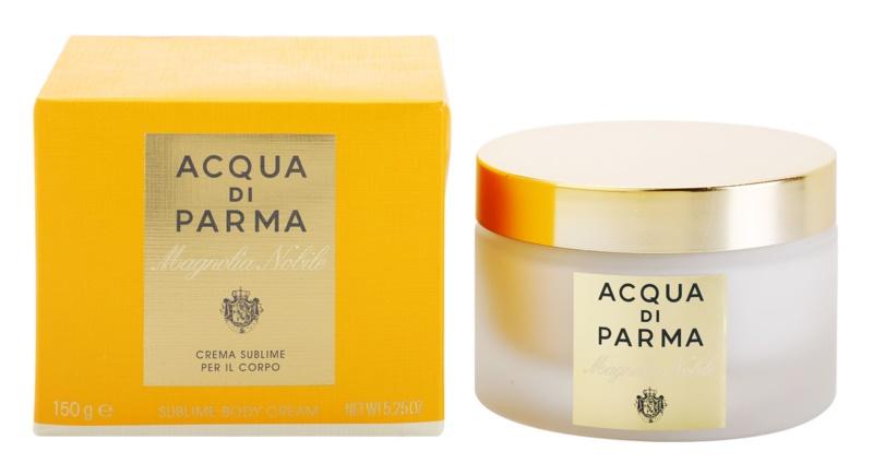 Acqua di Parma Nobile Magnolia Nobile crema corpo per donna 150 g