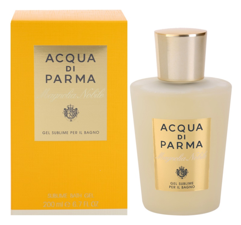 Acqua di Parma Nobile Magnolia Nobile żel pod prysznic dla kobiet 200 ml
