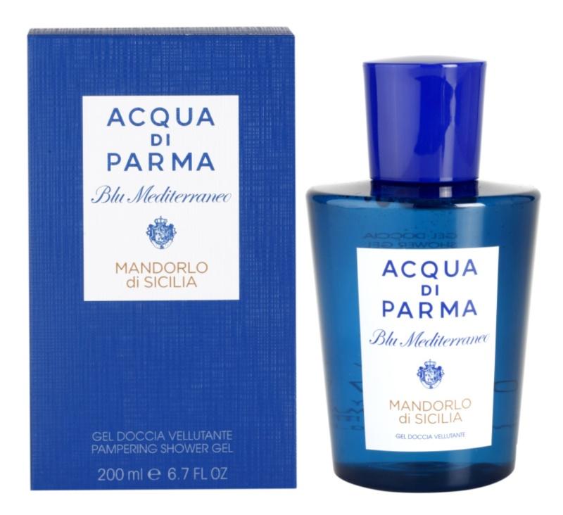 Acqua di Parma Blu Mediterraneo Mandorlo di Sicilia гель для душу унісекс 200 мл