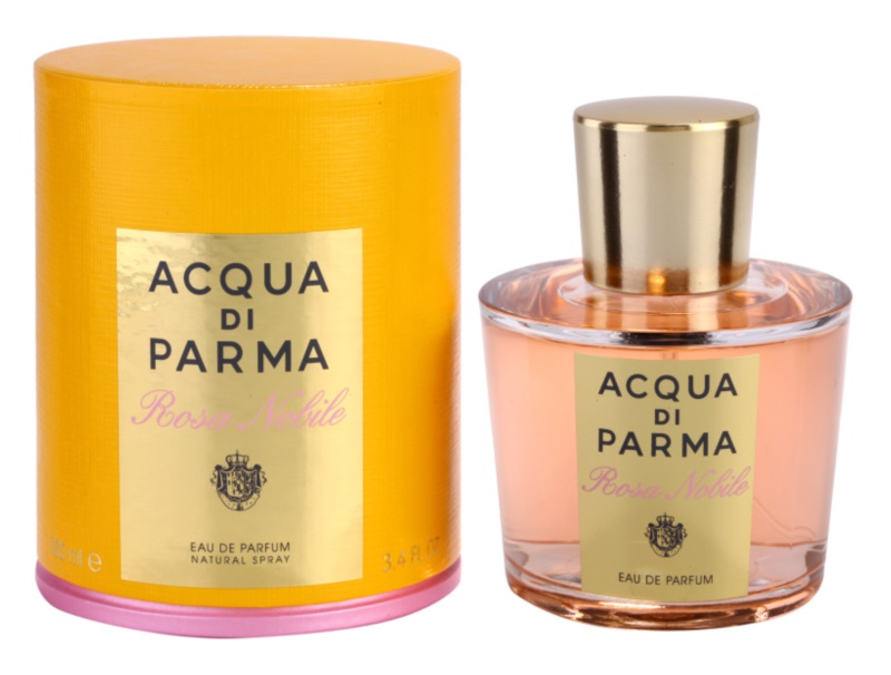 Acqua di Parma Nobile Rosa Nobile парфумована вода для жінок 100 мл 6e4d0c89059ab