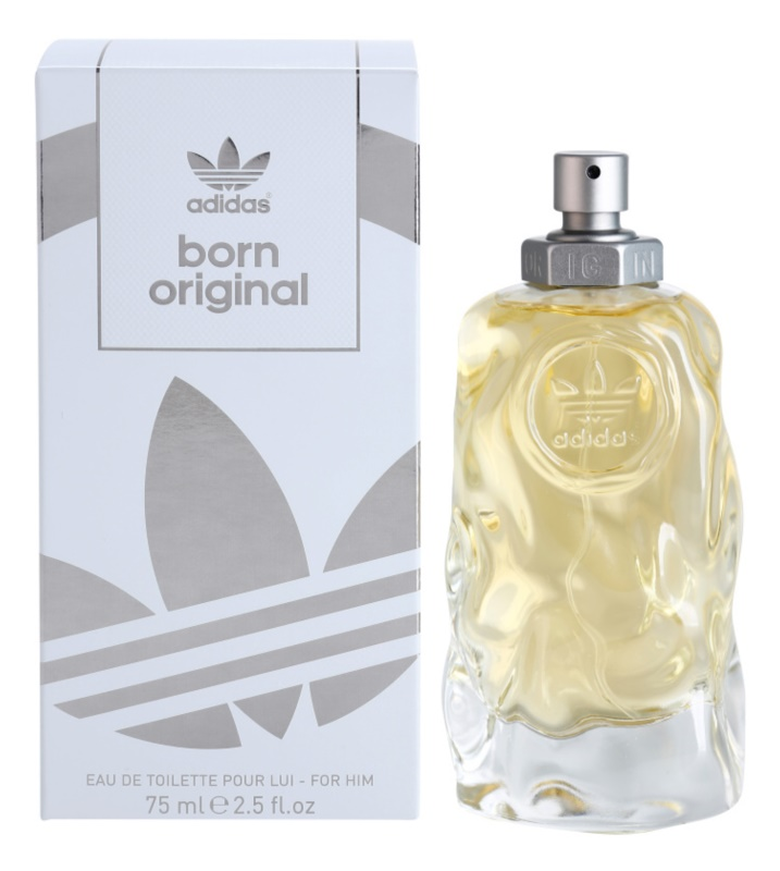 Adidas Originals Born Original Eau de Toilette Herren 75 ml