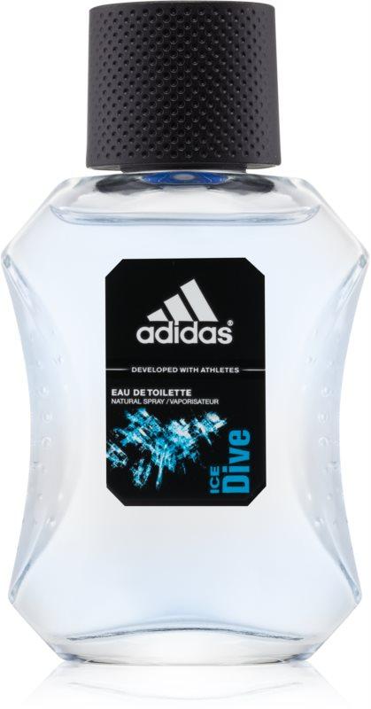 Adidas Ice Dive Eau de Toilette for Men 50 ml