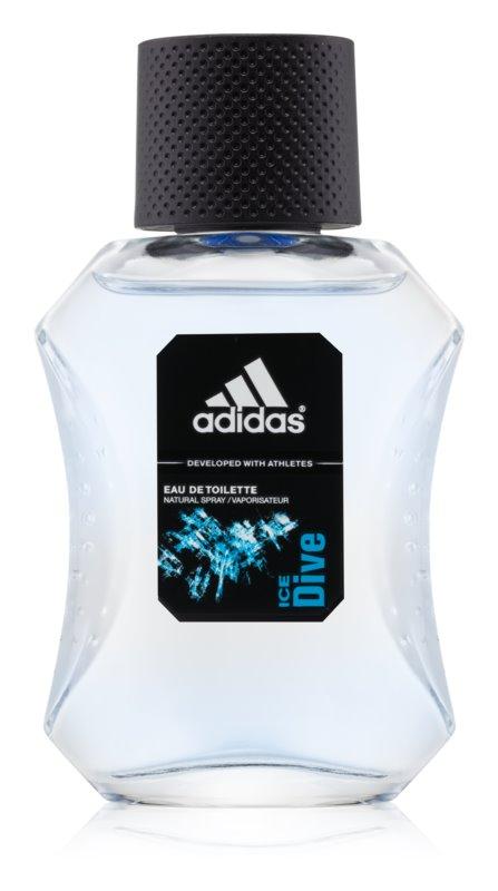 Adidas Ice Dive eau de toilette pentru bărbați 50 ml