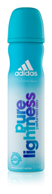 Adidas Pure Lightness deospray pre ženy 75 ml