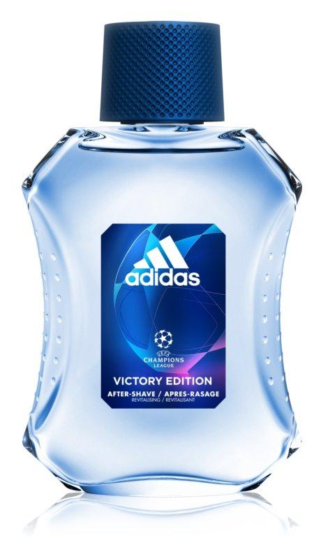 Adidas UEFA Victory Edition losjon za po britju za moške 100 ml