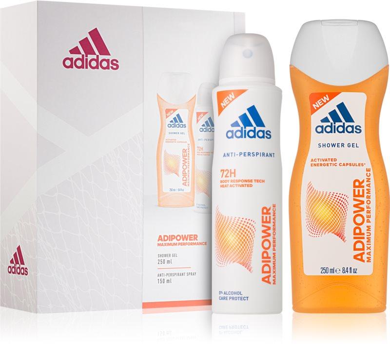 Adidas Adipower darčeková sada I.