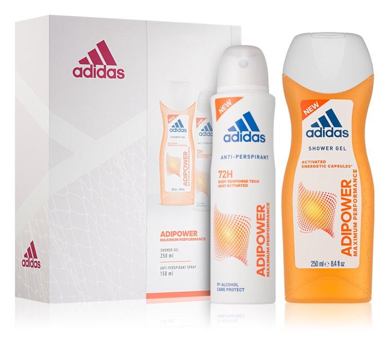 Adidas Adipower zestaw upominkowy I.